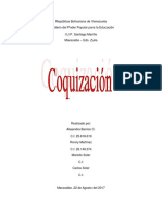 Coquizacion Del Petroleo