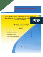 Guía Profesores Tercera Edición Nov 2007
