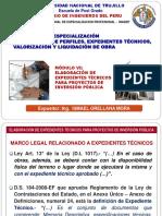 Expedientes Tecnicos - InADEP 2014