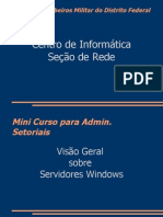 Curso_de_administracao_de_Redes_-_Visao_Geral_Servidor_Windows