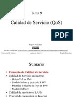 T9-Calidad de Servicio