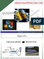 organic semiconductor-based Plastic Solar Cells.ppt
