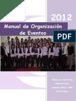 Manual de Organización Para Eventos