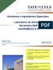 Presentacion Almidones Tate