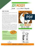 Judy Moody Series Teachers' Guide