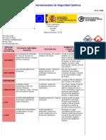 FIsq acido cianhídrico