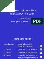 Nvu_guida