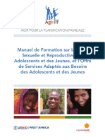 AgirPF ARSH Manual French Complete