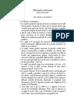 Philosophie alchimique - Pierre de Lasenic