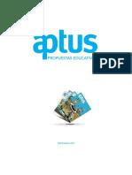 Propuesta Comercial Aptus 2017 - Inst. Educativas