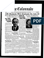 The Colonnade - July 3, 1935