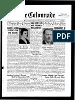 The Colonnade - September 30, 1935