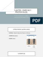 Implantes Straumann Bone Level