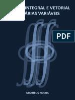 Cálculo Integral e Vetorial de Várias Variáveis