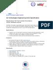 750 MCM 1C 5KV 8KV EPR MV-105 CTS - 1X Technologies Engineering Drive Specification PDF