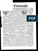 The Colonnade - May 15, 1936