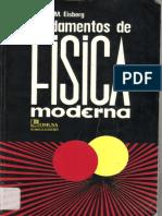 Eisberg, R. M. -Rayado-Fundamentos de Física Moderna - 2000