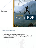 Psych 101 Ch 1 Lecture Slides