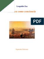 Zea Leopoldo, América como Conciencia, Paginadura,