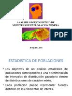 2da Clase Geoestadistica