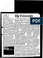 The Colonnade - February 19, 1938