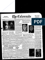 The Colonnade, May 13, 1938