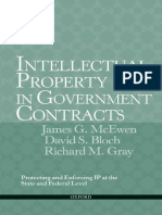Intellectual Property in Government Contracts