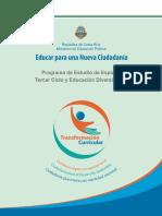 Nuevo Programa Español en Word
