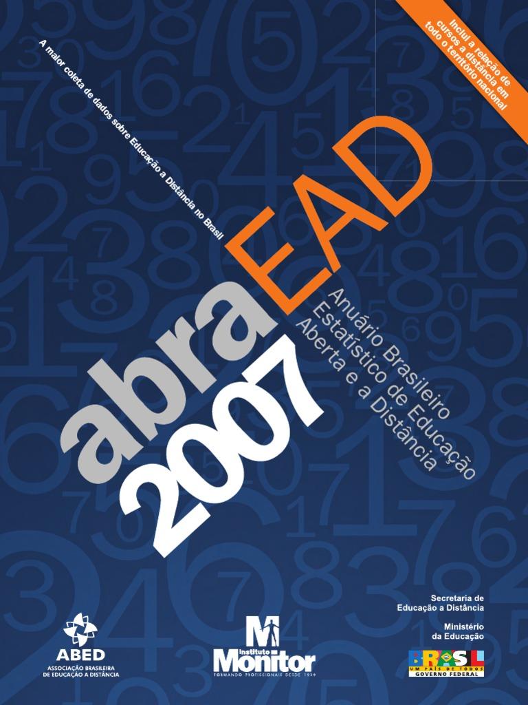 anuarioead_20074369 Curso Sebrae Online #19