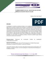 A Estratégia de Gerenciamento Do Sac-um Estudo de Caso Em Empresas