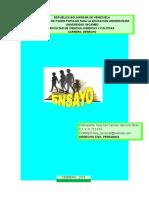Ensayo Derecho Civil Personas - Nery Becerra