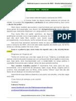 Pulo Do Gato Inss Direito Administrativo Fabiano Pereira