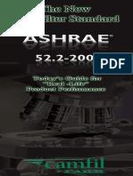 Camfil ASHRAE52 Test Guide