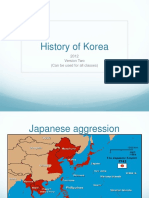 History of Korea and Agreed CompromiseV2 Best Notes