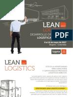 Brochure Digital Lean Logistics 2017