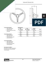 Parker Steering Wheels