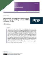 Galante_Intercultural Communicative Competence