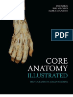 Atlas Dissections Anat Core Anatomy Coloring Book
