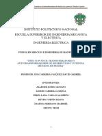 Nmx-j-169- Transformadores y Autotransformadores de Distribucion y Potencia Metodos de Prueba