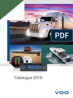 All Vdo Sensors Catalogue