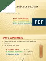 Columnas de Maderas