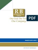 RBI Corp Brochure'17