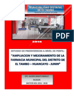 Pip Farmacia Municipal Mdt