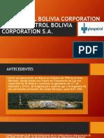 Pluspetrol Bolivia Corporation s