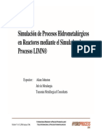 SIMULATION OF HYDROMETALLURGICAL PROCESS IN REACTORS BY THE PROCESS SIMULATOR LIMN.pdf