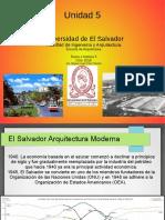 El Salvador Historia Moderna