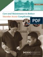 Nursing Best Practice Guidelines Program RNAO