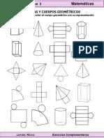 4to Grado - Matemáticas - Figuras y Cuerpos Geométricos