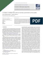 jurnal resmi E-GovQual dari Papadomochelaki & Mentzas 2011