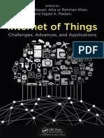 IoT Challenges Advances Applications